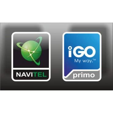 Установка / обновление карты 2020 NAVITEL / IGO