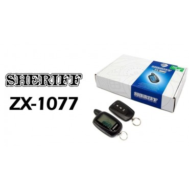 SHERIFF ZX-1077