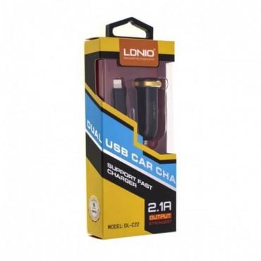 LDNIO DL-C22 (2USB/2.1A) Lighting