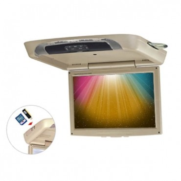 17-inch Car Roof Dvd Player Monitor