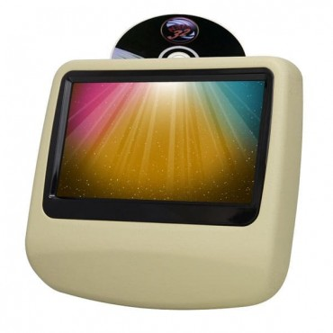HD Headrest Dvd Player With Touch Buttons