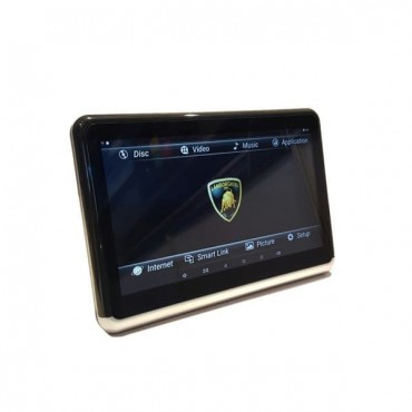 Android 6.0 Headrest Car Dvd Player with USB SD