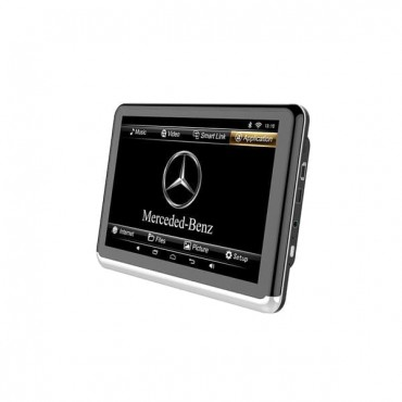 Seat Back Multimedia Car Pad 10.1 Inch Touch Screen/Android