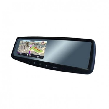 Car Rearview Monitor 4.3-inch with Two Video Inputs