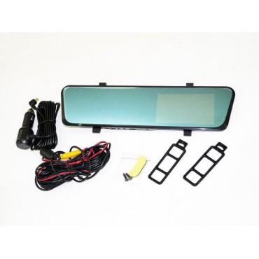 Зеркало заднего вида с видео регистратором DVR 4302