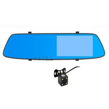 Видеорегистратор зеркало L1001C Full HD