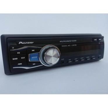 MP3 1083B съемная панель