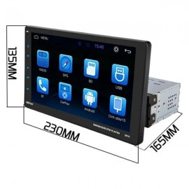 """Pioneer 9010CRB 1 DIN 9"""" Android"""