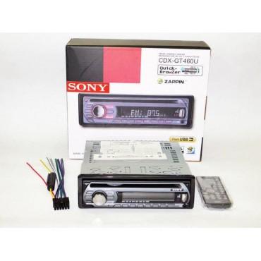 Sony CDX-GT460U DVD Автомагнитола USB+Sd+MMC