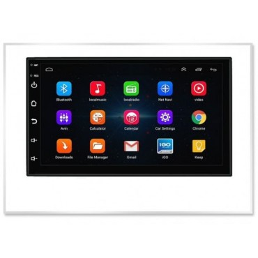 """PIONEER 7"""" UNIVESAL ANDROID SMALL"""