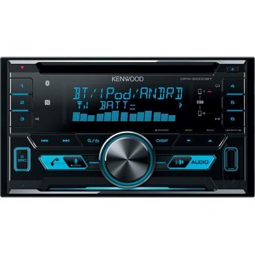 2 DIN Kenwood DPX-5000BT