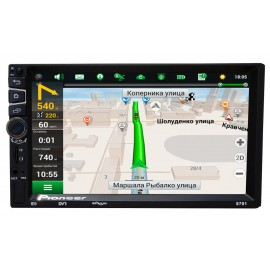 Pioneer 8701 Android
