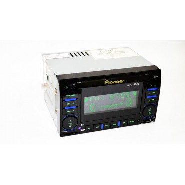 2din Pioneer 9903 USB+SD+AUX+пульт RGB подсветка