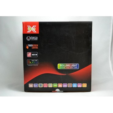 Сенсорная Автомагнитола с DVD + Bluetooth + USB