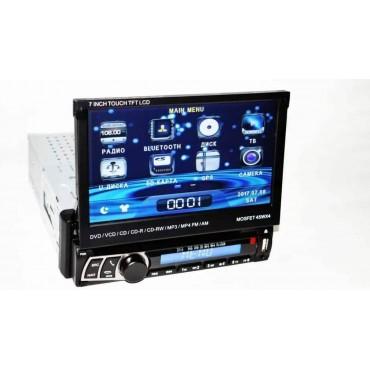 DVD-712 с выездным экраном