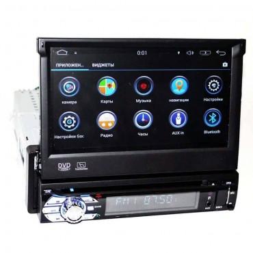 DVD-9501 Android GPS с выезжающим экраном