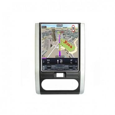 2007-2013 X-Trail Nissan Tesla Screen With Bluetooth GPS