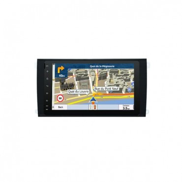 2003-2010 Porsche Cayenne 2 Din Android Car Stereo