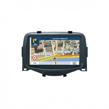 2013-2018 Toyota Aygo 2 Din Car Audio Player