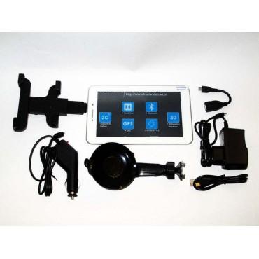 "7"" Планшет навигатор Freelander PX1 White GPS"