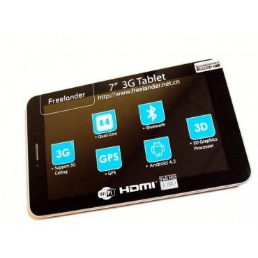 "7"" Планшет навигатор Freelander PX2 GPS 4 ядра"