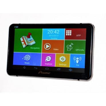 """7"""" Планшет Pioneer X6 - GPS+ 4Ядра+ 8Gb+ Android4"""