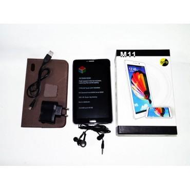 Samsung M11 Черный 2Sim +2Ядра+BT+GPS +ЧЕХОЛ