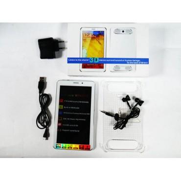 Samsung M16 Белый 2Sim +2Ядра+BT+GPS +ЧЕХОЛ