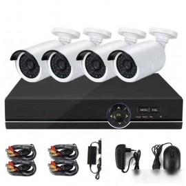 Набор видеонаблюдения (4 камеры) 2MP