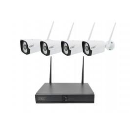 Набор видеонаблюдения (4 камеры) WiFi kit